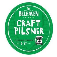 Пиво Belhaven Craft Pilsner