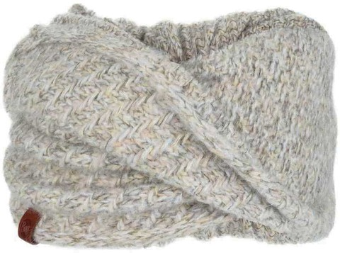 Вязаный шарф-труба Buff Neckwarmer Knitted Agna Sand