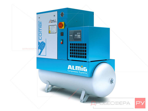 Винтовой компрессор ALMiG BELT-4 R270 13 бар