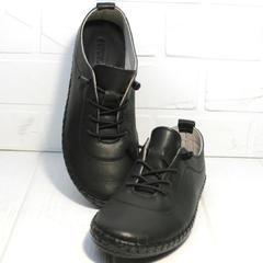 Кеды кроссовки женские Evromoda 115 Black