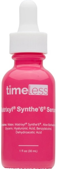 Timeless Skin Care Matrixyl Synthe'6 Serum сыворотка для лица 30 мл