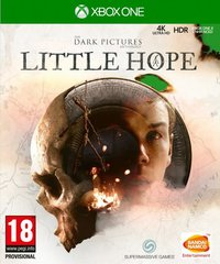 Xbox One The Dark Pictures: Little Hope (русская версия)