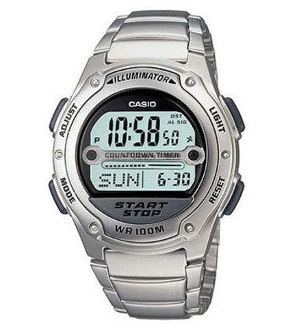 Купить Наручные часы Casio W-756D-1A по доступной цене