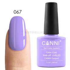 Canni, Гель-лак 067, 7,3 мл