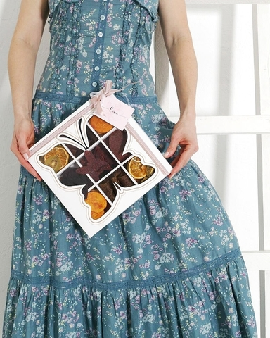 Коробка подарочная Бабочка
