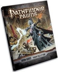 Pathfinder: Iron Gods Adventure Path Pawn Collection