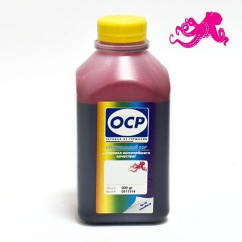 Чернила OCP M758 Magenta для картриджей HP 28/57, 500 мл