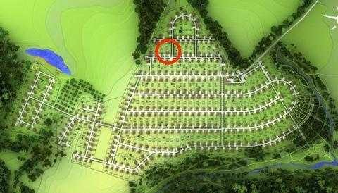 Участок №40 - 10,3 сотки в «Романовском Парке» в Заокском районе по Симферопольскому шоссе
