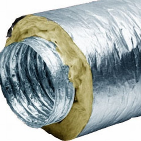 Воздуховод Diaflex ISODF 406мм 10м