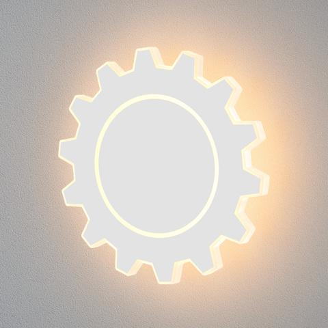 Gear L LED белый (MRL LED 1100) MRL LED 1100