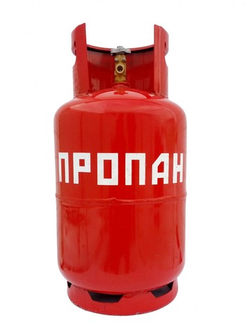 Баллон газовый (12л,вентиль)