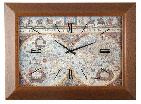 Часы настенные Lowell 04607N