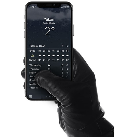 Перчатки Mujjo Leather Touchscreen Gloves