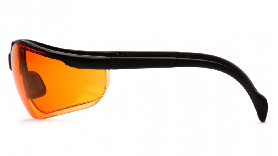 Очки баллистические стрелковые Pyramex Venture 2 SB1840S оранжевые 51%