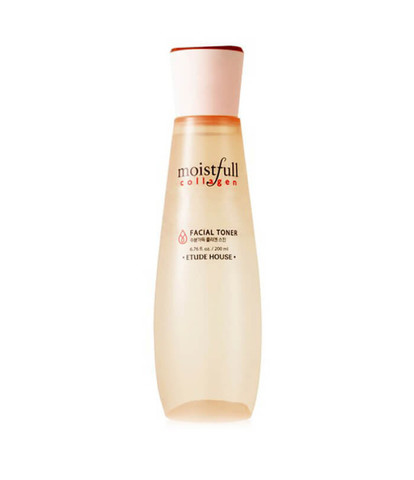 Etude House Тонер коллагеновый Moistfull Collagen Toner (200ml)