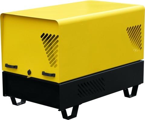 Бензиновый генератор G6THES в шумозащитном антивандальном всепогодном кожухе