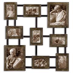 Рамки для фото 9 шт Uttermost Lucho 13541