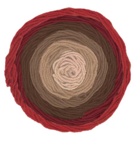 Купить Пряжа Alize Superlana Maxi long batik Код цвета 6772 | Интернет-магазин пряжи «Пряха»