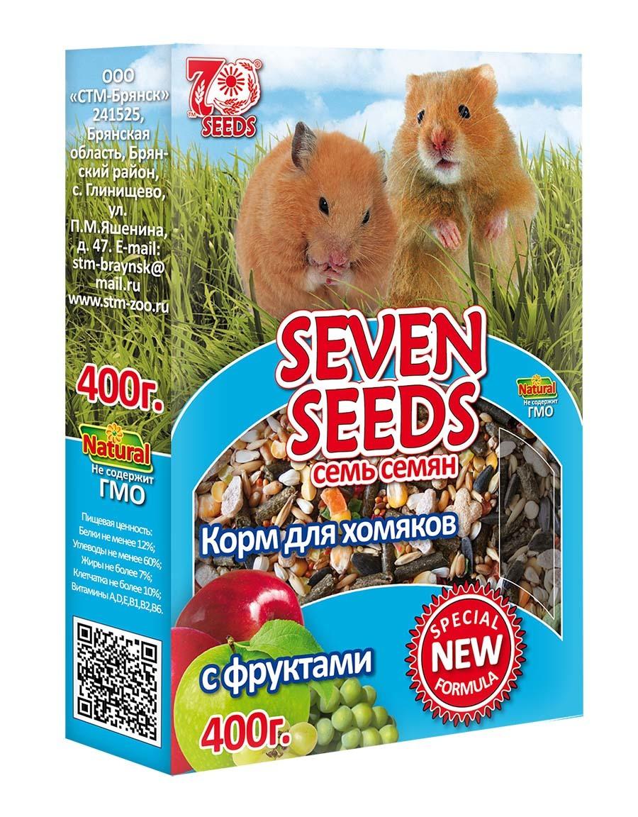 Грызуны и хорьки Корм для хомяков с фруктами Seven Seeds Special 8.jpg