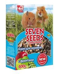 Корм для хомяков с фруктами Seven Seeds Special