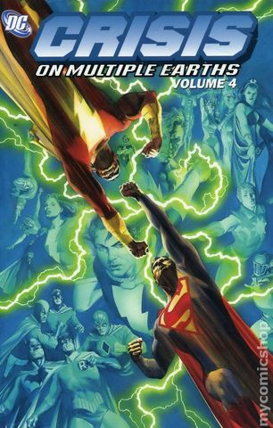 Crisis on Multiple Earths Vol.4 TPB