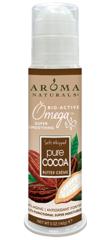 Суперувлажняющий крем с маслом какао, Aroma Naturals
