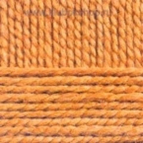 Пряжа Смесовая Пехорский текстиль Оранжевый 284