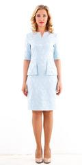 Платье З208б-368