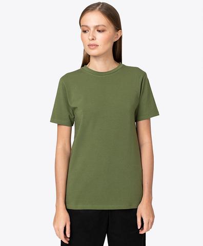 Классическая футболка Khaki