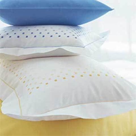 Пододеяльник 155х200 Christian Fischbacher Luxury Nights Dancing Squares 560 желтый