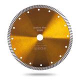 Алмазный турбо диск Messer Yellow Line Beton. Диаметр 230 мм.