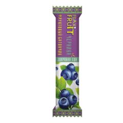 Flax Fruit конфеты фруктовые с черникой 30г
