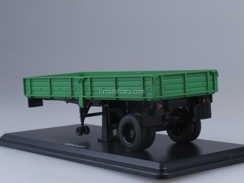 Semitrailer ODAZ-885 1:43 Start Scale Models (SSM)