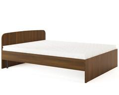 Кровать АНДРИЯ-04 орех тёмный