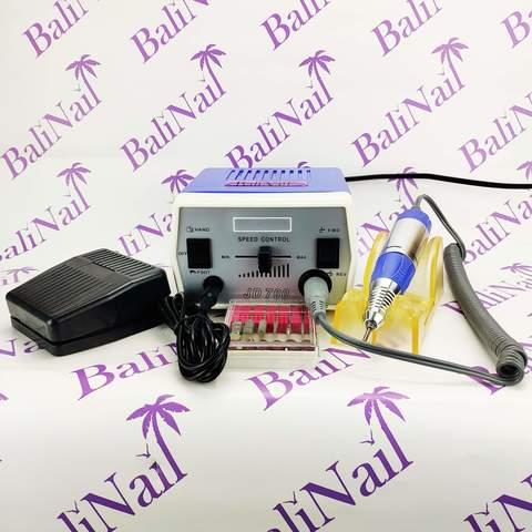 Аппарат для маникюра JD 700 с педалью
