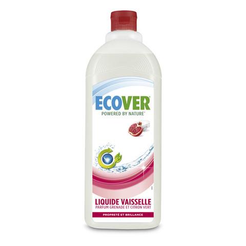 Экологическое средство для мытья посуды Эковер, гранат и лайм, 1000 мл