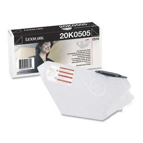 Контейнер для отработанного тонера Lexmark C510 (20K0505)