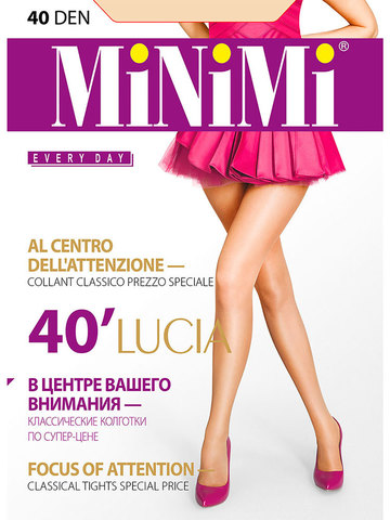 Колготки Lucia 40 Minimi