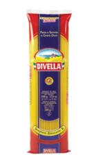 Паста СПАГЕТТИ RISTORANTE (d 1,6 mm) Divella 500 г