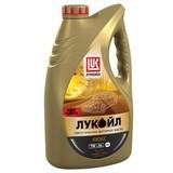Лукойл Люкс SL/CF 5W-30 -Синтетическое моторное масло (4л)