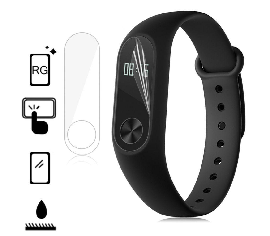 Защитная пленка для фитнес-браслета Xiaomi Mi Band 2