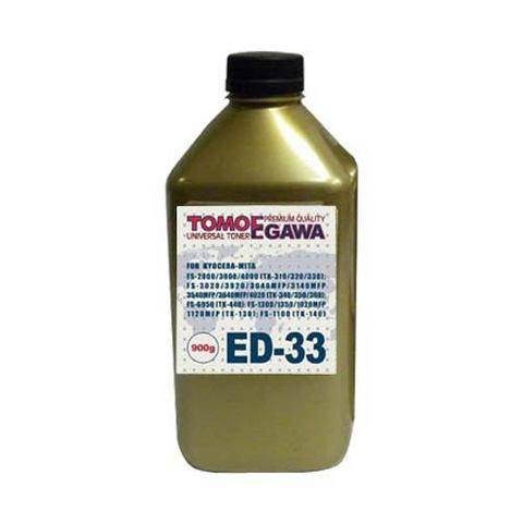 Тонер Tomoegawa ED-33 универсальный для Kyocera. 900 гр