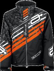Comp Insulated / Черно-оранжевый