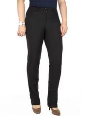265 брюки женские утепленные, черные
