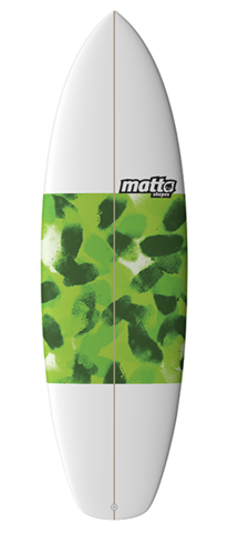 Серфборд Matta Shapes SSB - Summer Silver Bullet 6'1''