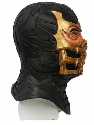 Мортал Комбат маска Скорпиона