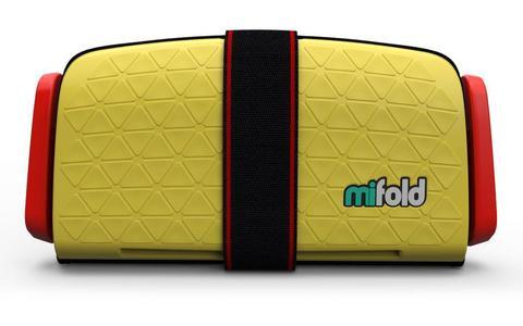 Mifold Бустер автомобильный Grab-and-Go Taxi Yellow