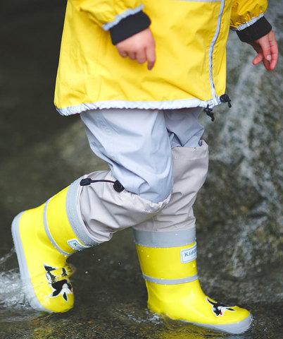 Детские Резиновые Сапоги KidORCA (Канада)