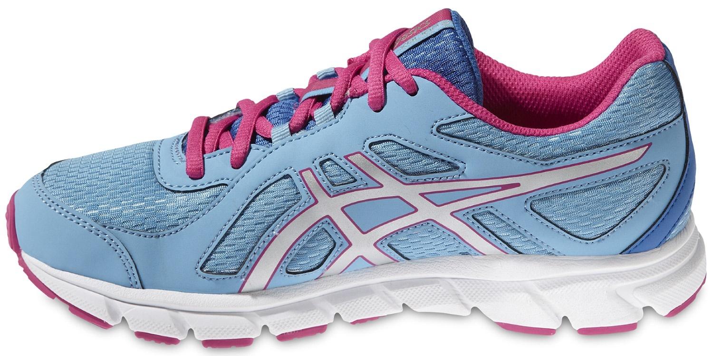 Детская спортивная обувь для девочек Asics Gel Xalion 2 GS Детские (C439N 4193) фото