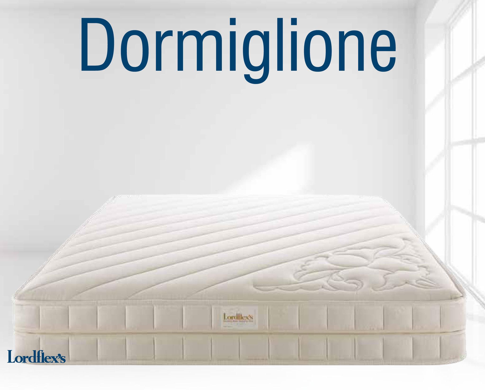 Матрасы Матрас ортопедический 160х200 Lordflex's Dormiglione до 140 кг 1_Dormiglione.jpg